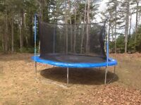 12' trampoline for sale