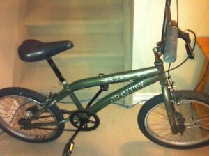 Gravity BMX Bike - Tuned and ready to ride - XMAS Gift