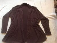 George ladies Cardigan size 24 cotton £4