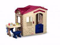 Little Tikes Patio Playhouse