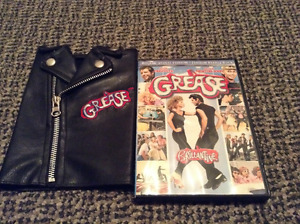 DVD --GREASE Rockin' Rydell T-Bird's Edition with JACKET SLEEVE