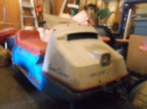 Snow Cruiser 1968 snowmobile