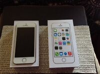 Rogers 5S Gold iPhone, 16GB