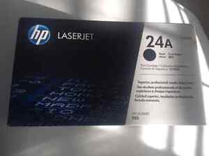 New HP 24A Black Original Laser Jet Toner Cartridge Q2624A