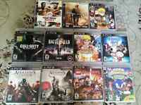 Selling PS3 games $10 / PS2 games $3