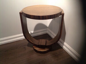 Unique Modern end Table