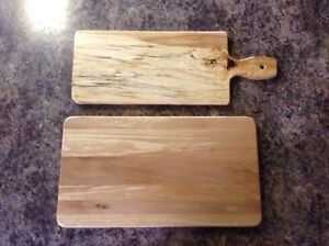 Maple butcher block and cheese board Peterborough Peterborough Area image 7