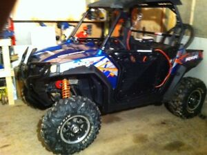 Used 2013 Polaris rzrs 800