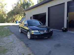 Very rare 2003 Volkswagen Passat W8