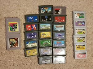 Nintendo Game Boy Advance Games and Videos