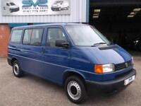 2002 VW TRANSPORTER 888 SPECIAL SWB 88BHP 2.5 TDI T4 LOW 53,000 MILES NO VAT VAN