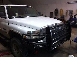 1998 Dodge Ram 24 valve parts truck Regina Regina Area image 9