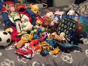 Toy lot asking $15 for all
