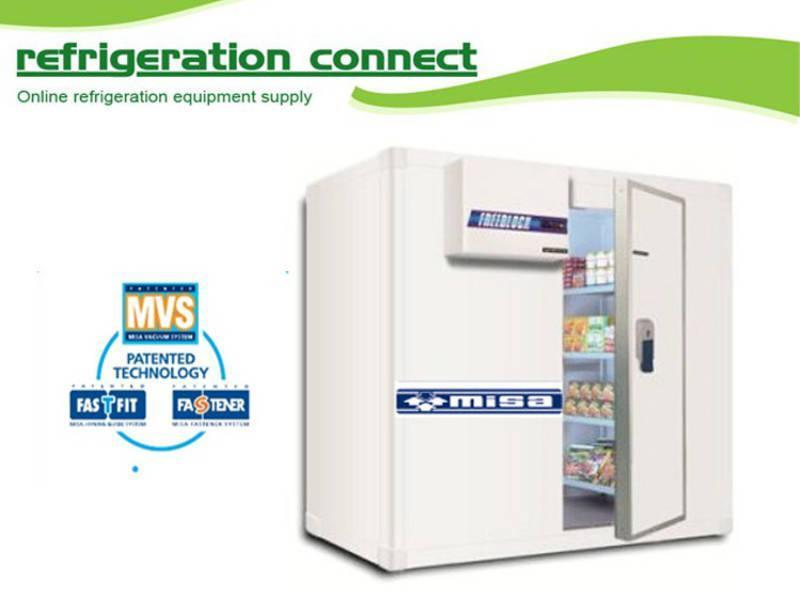 Coolrooms Modular, Walk In Coolroom, MISA Modular Coolroom System ...