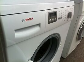 BOSCH WASHING MACHINE FULLY TESTED FULL WORKING COMES WITH A WARRANTY FULLY CHECKED VIEW NOW
