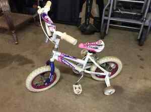 "12"" Girls Bike Euc"