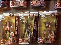 WWE Elite Figures