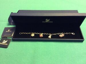 Swarovski Charm Bracelet for Sale - $120