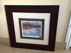 Tom Thomson Framed Print