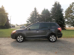 2015 Subaru Forester AWD Wagon- 4 NEW TIRES & ONLY $19 950!!