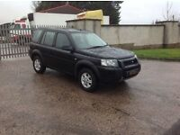 24/7 Trade sales NI Trade prices for the public 2004 Land Rover Freelander 2.0 TD4 S newer model