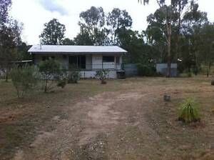 HOUSE ON 8 ACRES WITH SHED Nanango South Burnett Area Preview