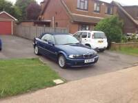 BMW 3 Series 320ci PETROL AUTOMATIC 2001/51