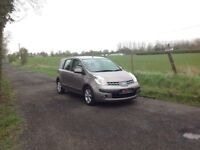 24/7 Trade sales NI Trade prices for the public 2007 Nissan Note 1.4 SE 5 door