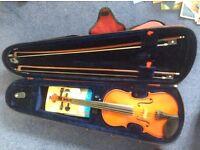 Antoni Debut 3/4 Violin Outfit