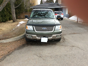 2003 Ford Expedition Eddie Bauer Edition