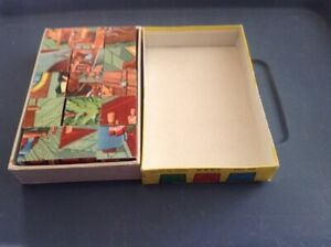 Beautiful Wooden Cube Puzzle- Excellent Condition
