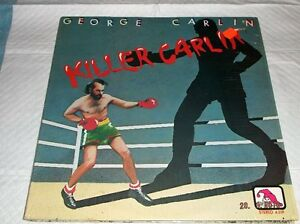GEORGE CARLIN ALBUM COLLECTION Kitchener / Waterloo Kitchener Area image 3