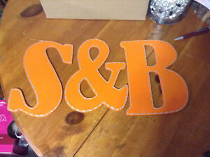 Fall/Rustic Wedding Decor 3 of 4 posts Cambridge Kitchener Area image 3