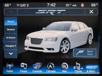 Have A 2012-2014 Chrysler 300 or Charger? Want SRT Menus? Look