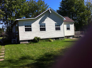 Cozy 1 Bedroom Home with River View in Loggieville