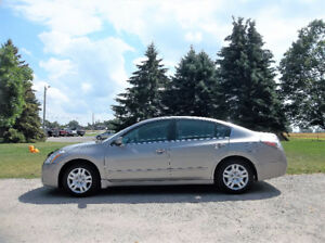 2011 Nissan Altima 2.5S Sedan-  Automatic & Just 102K!!  $9950