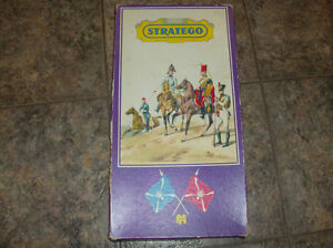 Very Rare Stratego Game -Printed in Netherlands-1978 London Ontario image 1