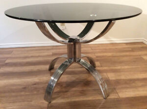 1970s Vintage Dining Table - Table de Cuisine Retro 1970