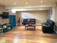 ROOMS FOR RENT IN SHARED BASEMENT APARTMENT BRADFORD