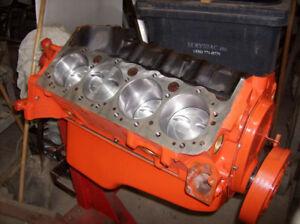 moteur chevrolet neuve 383 performance