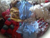 Used Clothes around 100 kilo mixed clothes per kilo 35p kilo