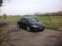 24/7 Trade sales NI Trade Prices for the public 2005 Seat Leon 1.9 TDI Stylance Black