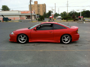 2003 Chevy Cavalier ( Modified)