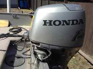 Honda 50hp four stroke