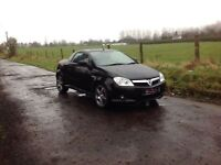 24/7 Trade sales NI Trade prices for the public 2009 Vauxhall Tigra 1.8 I Exclusive Convertible
