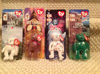 TY Collectible Bears from 1999