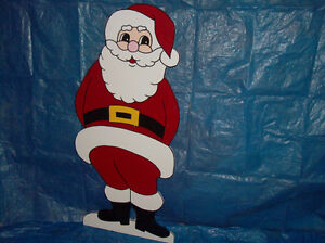Wooden Christmas Lawn Decorations /Ornaments London Ontario image 3