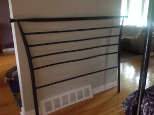 Head-board for double size bed