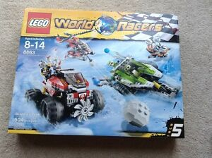 LEGO World Racers Blizzard's Peak  London Ontario image 1