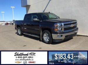 "2014 Chevrolet Silverado 1500 REAR CAM, 8"" TOUCH $173.58 BW!"